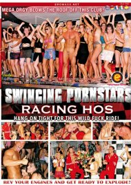 Swinging Pornstars: Racing Hos Porn Video