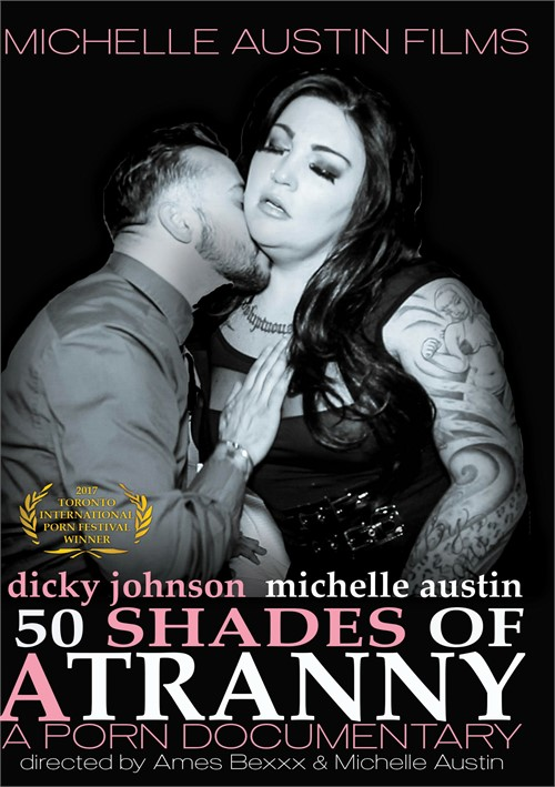 50 Shades Of A Tranny