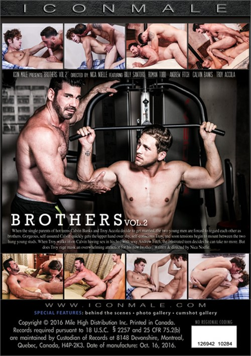Brothers 2 Cover Front