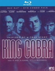King Cobra (Blu-ray + DVD Combo) Gay Cinema Movie