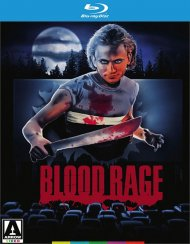 Blood Rage (Blu-ray + DVD Combo) Blu-ray Movie