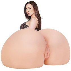 Zero Tolerance Kendra Lust Life Size Ass Stroker With Vagina