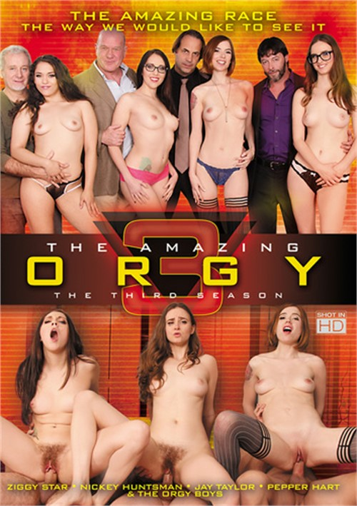 Amazing Orgy, The: Season 3