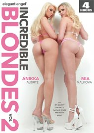 Incredible Blondes Vol. 2 Porn Movie