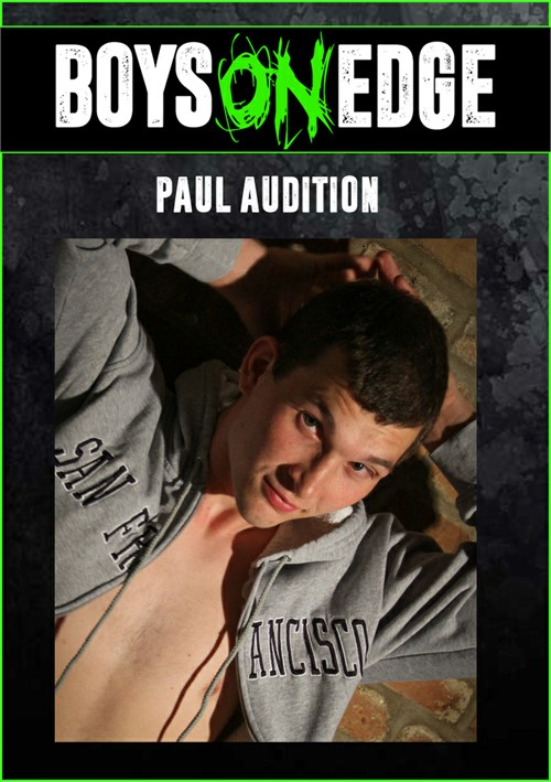 Paul Audition Boxcover