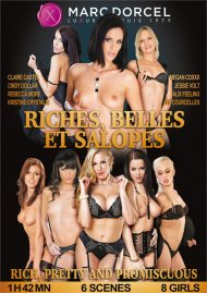 Buy Rich, Pretty and Promiscuous (French)