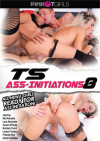 TS Ass-Initiations 8 Boxcover