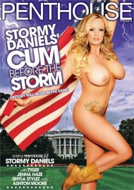 Buy Stormy Daniels' Cum Before The Storm