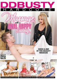 Massage With A Anal Happy Ending HD porn video from DD Busty.