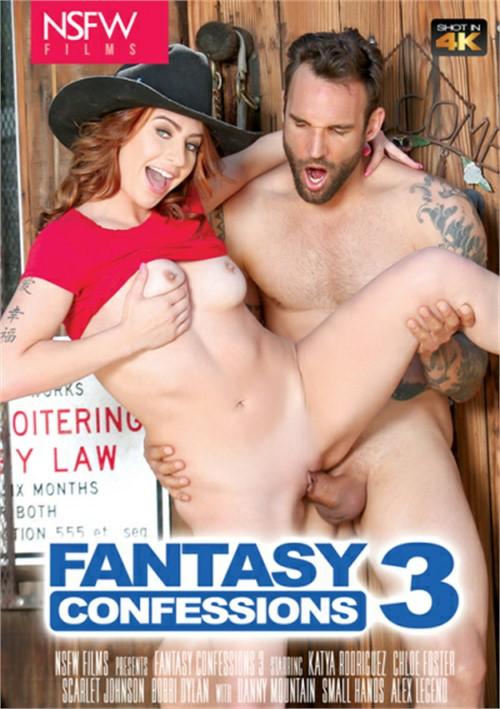 Fantasy Confessions 3 Katya Rodriguez Scarlett Johnson All Sex