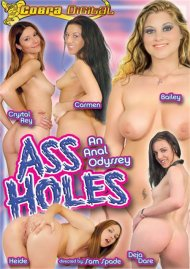 Assholes porn video from Dane Productions.