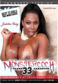 Buy Monstercock Trans Takeover 33
