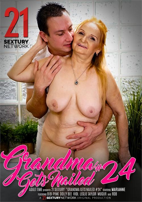 Grandma Gets Nailed #24 Boxcover