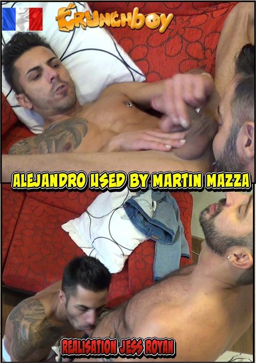 Alejandro Used by Martin Mazza Boxcover