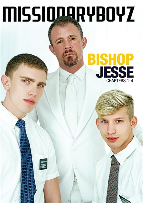 Bishop Jesse: Chapters 1-4 Boxcover