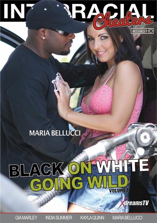 Black On White Going Wild Volume 1