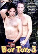Men & Their Boy Toys #3 Boxcover