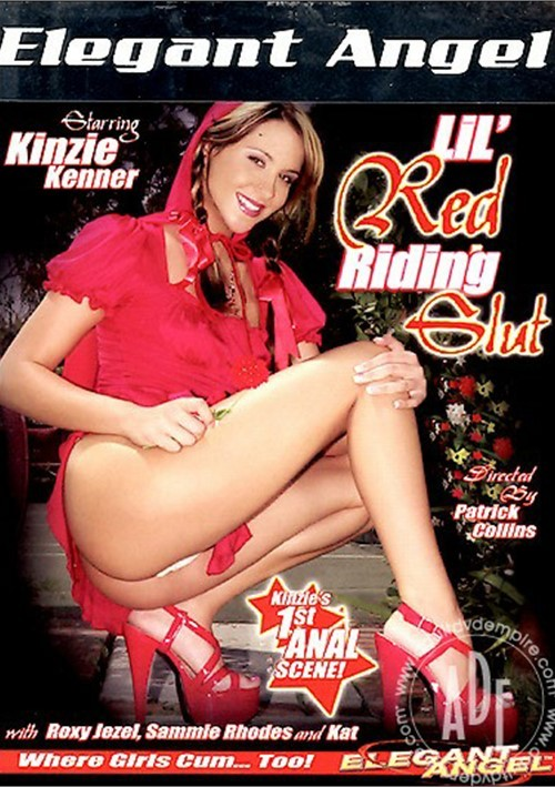 Lil' Red Riding Slut Boxcover