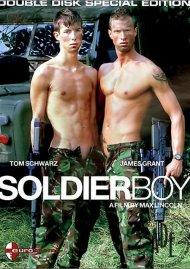 Soldier Boy gay porn DVD from DreamBoy