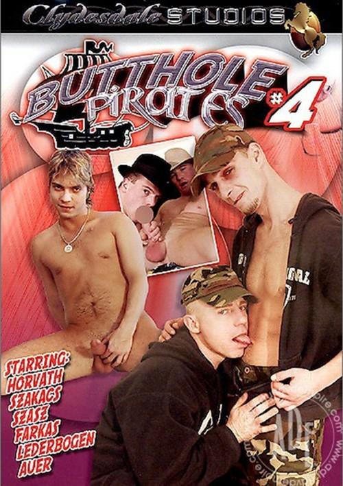 Butthole Pirates 4 Boxcover