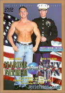 Marine Father - Navy Son Gay Porn Movie