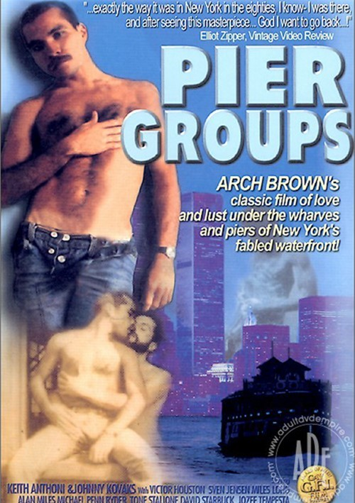 Pier Groups Boxcover