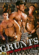 Grunts: The New Recruits Gay Porn Movie