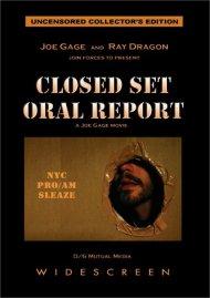 Closed Set: Oral Report image