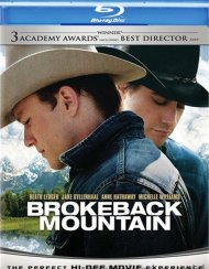 Brokeback Mountain Blu-ray Movie