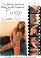 Femorg: Paige Cums Again Porn Video