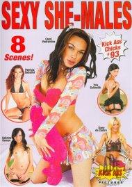 Kick Ass Chicks 93: Sexy She-Males Porn Video