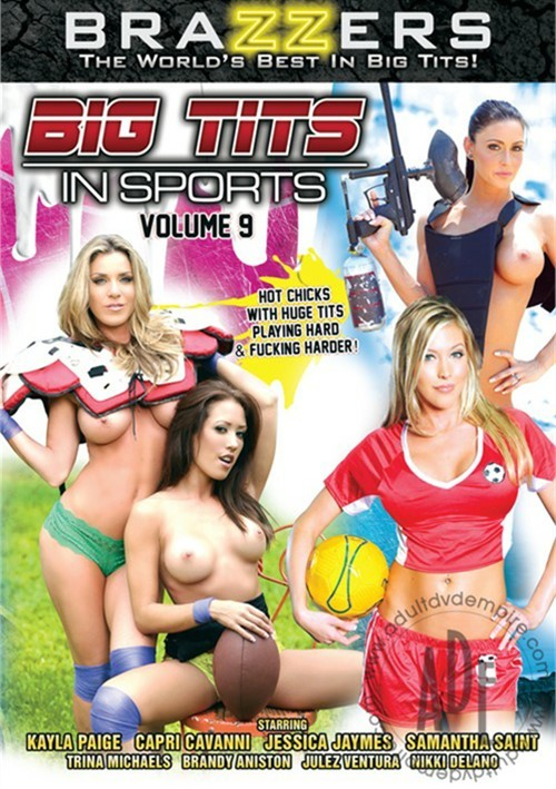 Big Tits In Sports Vol. 9