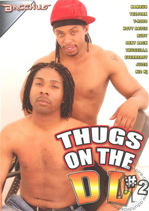 Thugs On The DL #2 Boxcover