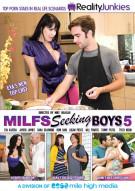 MILFS Seeking Boys 5 Porn Video