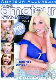 Amateur Introductions Vol. 4 Porn Movie