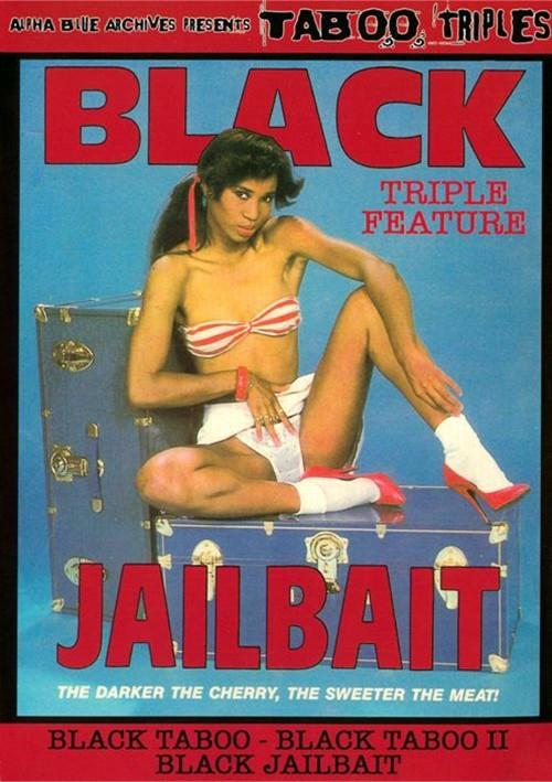 Black Jailbait Triple Feature
