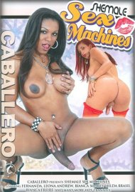 Shemale Sex Machines Porn Movie