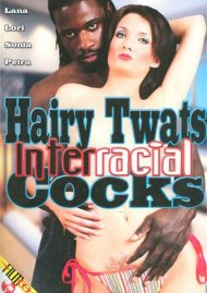 Hairy Twats Interracial Cocks image
