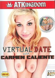 ATK Virtual Date With Carmen Caliente Porn Video