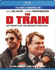 D Train, The (Blu-ray + UltraViolet) Gay Cinema Movie