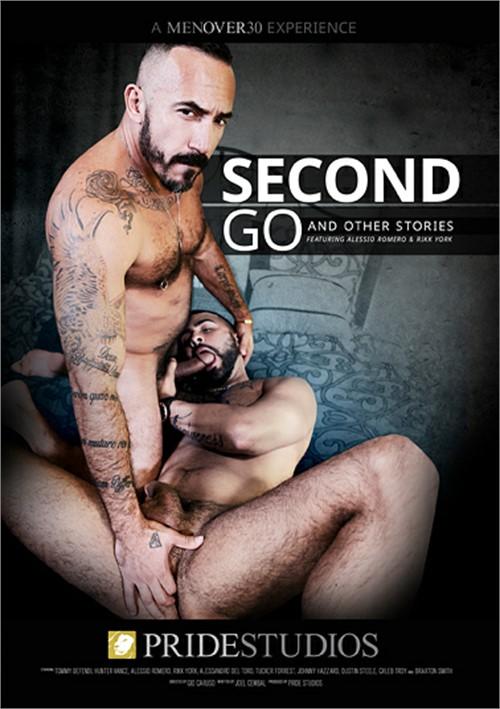 Second Go Boxcover