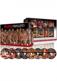 Black Balled Complete Box Set gay porn DVD from All Worlds Video.