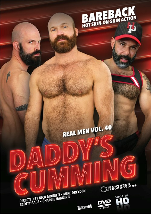 Daddy's Cumming Boxcover