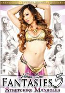 Venus Lux Fantasies 5: Stretching Manholes Porn Movie