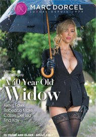 A 40 Year Old Widow DVD porn movie from Marc Dorcel.