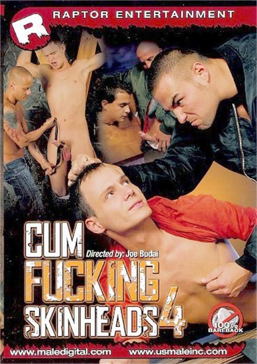 Cum Fucking Skinheads 4 Boxcover