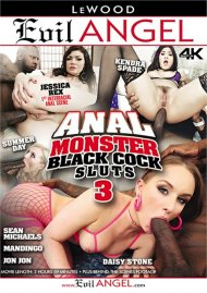 Anal Monster Black Cock Sluts 3