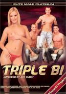 Triple Bi Porn Video