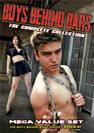 Boys Behind Bars: The Complete Collection gay cinema DVD from World Wide Multi Media