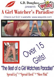 Girl Watcher's Paradise Volume 3001, A Porn Video